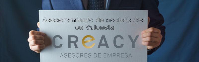 Asesoramiento de sociedades Valencia