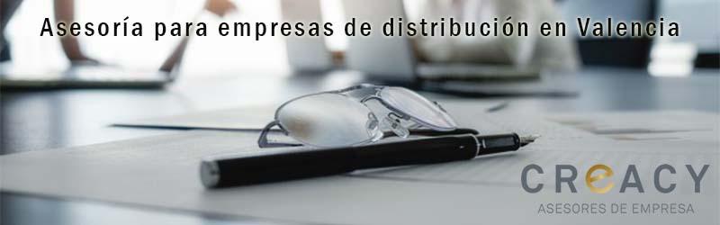 Asesoría para empresas de distribución Valencia